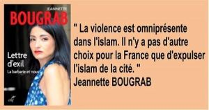 Jeannette Bougrab_islam & violence